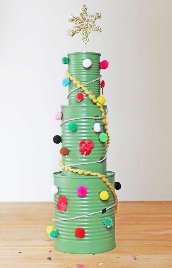 Decorated Cans: 70 Cool Ideas to Make at Home 29