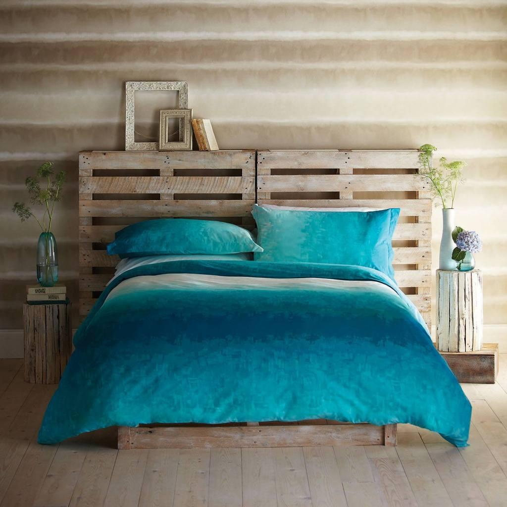 Pallet bed: 60 models, photos and walkthrough 57