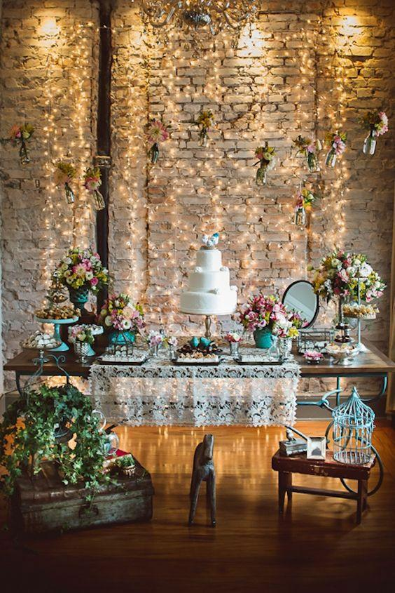 Simple wedding decoration: 95 sensational ideas to be inspired 73