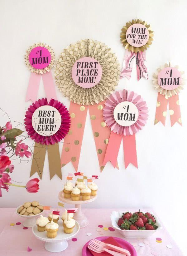 Mother's Day Decoration: 60 Ideas to Be Inspired 12