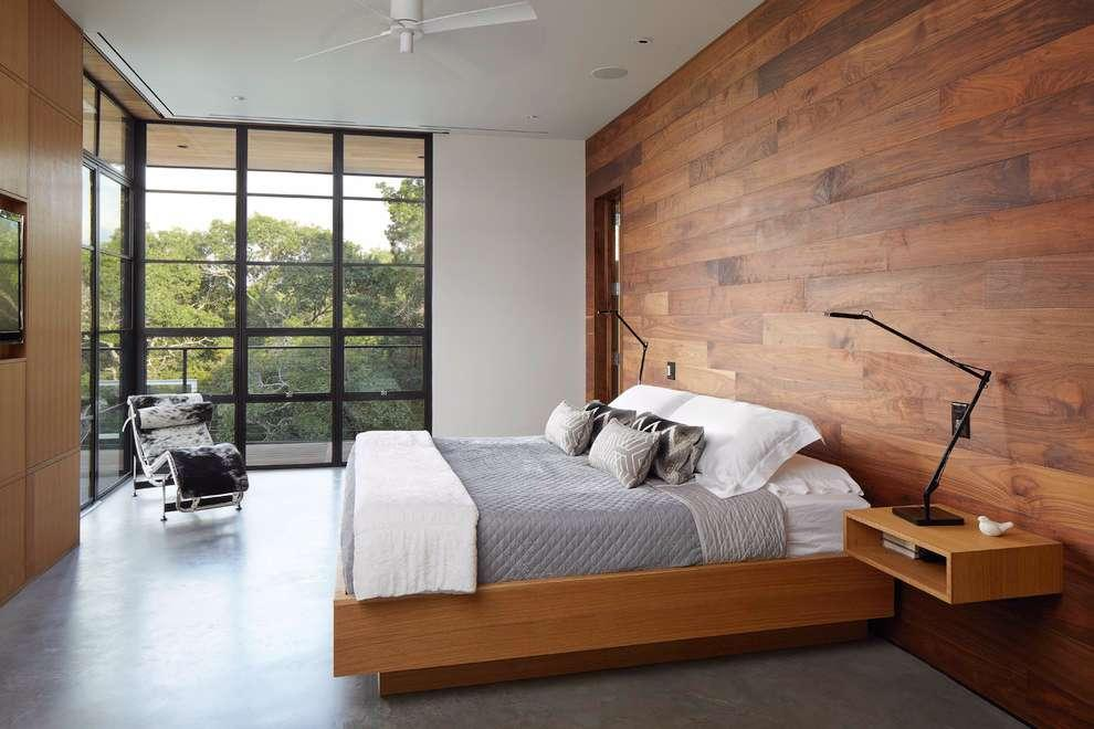 Wooden Wall: 56 Wonderful Ideas and How to Make 38